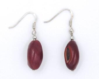Immortal seed earrings