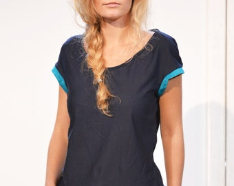 Sale! Shirt ' Blue Easy '
