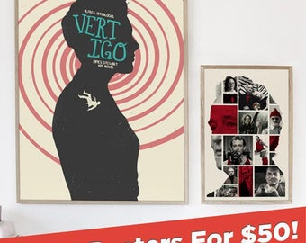 Any Three Posters for 50 Dollars