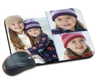 Custom Mouse Pad, Create Your Own Mouse Pad, Personalized Mouse Pad, Custom Photo And Text, Gift Idea, Custom Desk Mouse Pad