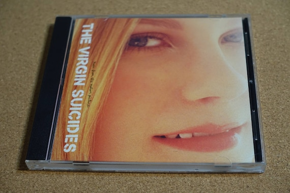 The Virgin Suicides (Music From The Motion Picture) by Various Artists Vintage CD Compact Disc