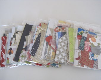 Scraps, Ephemera, Paper Pieces