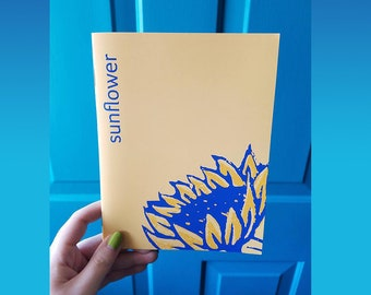 Sunflower Zine