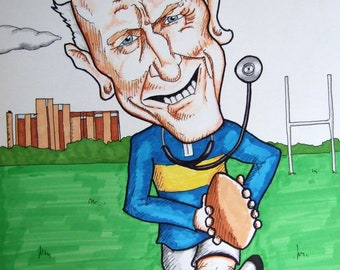 Personalised Caricatures