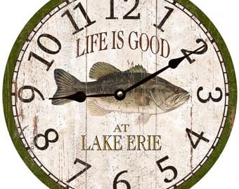 Fish Clock- Personalized Fish Clock