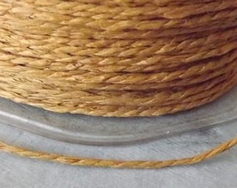 Natural Paper Cord 5 Yards