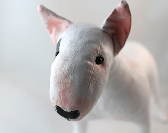 English Bull Terrier - PDF dog sewing pattern