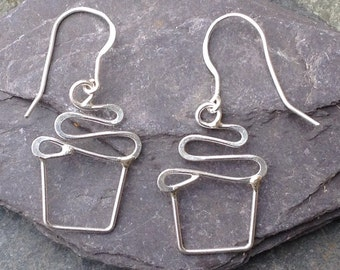 Cup cake 1 - sterling silver