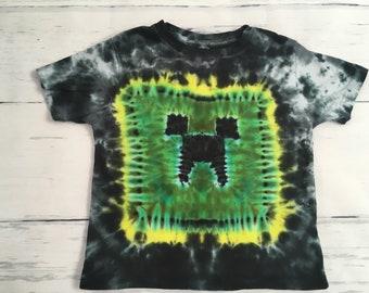 3T Toddler Creeper Tie Dye Tee Shirt