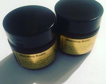 Nursing Balm - Krees Skincare Nusring Balm - Edible Nipple Balm - Nursing Butter - Natural Nipple Balm for Nursing - Breastfeeding Balm