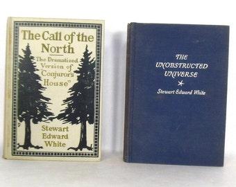 Stewart Edward White 2 book group