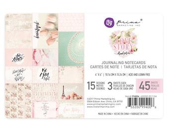 Prima- Journaling Notecards