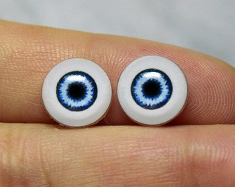 Doll eyes 10 mm AD color FrostedMystique