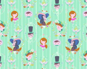 Riley Blake 'Neverland' fabric