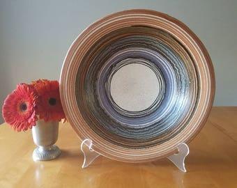 Haeger Pottery; Haeger Art pottery Bowl; Royal Haeger