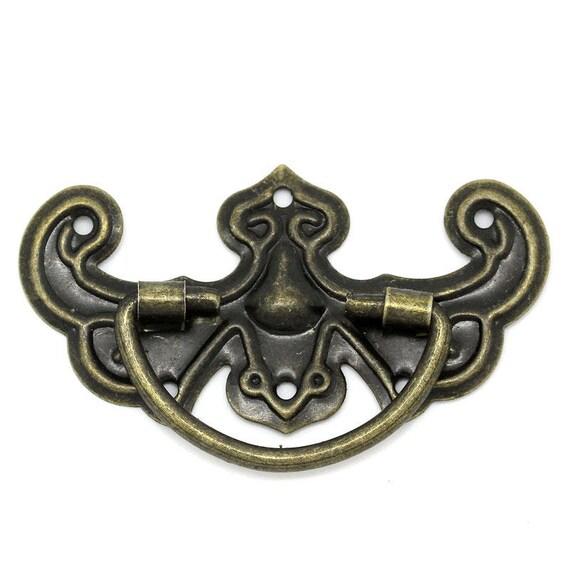 1 handle - bronze - size: 44 mm