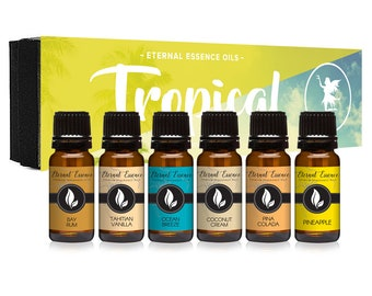 Tropical Gift Set 6 Count Pack 10ml (SALE)