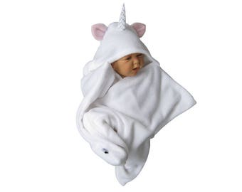 star fleece baby wrap sleeping bag sleepsack swaddle footmuff halloween carnival unicorn