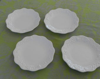 Italian Dessert Plates