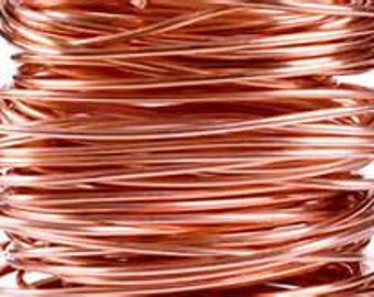 Copper Wire solid copper 16, 18, 20 and 22 gauge