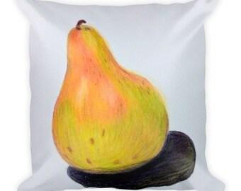 Pear Pillow