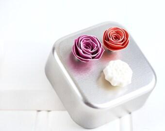 Bridal Shower Favor Magnet Set (with storage tin)