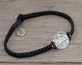 Health Amulet Hand Woven Bracelet
