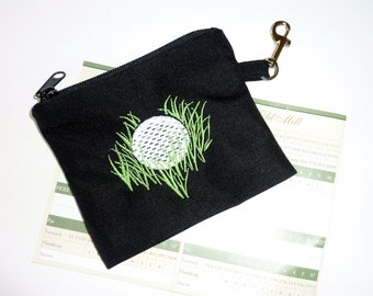 Golf Accessory Bag - Golf Ball in the Rough