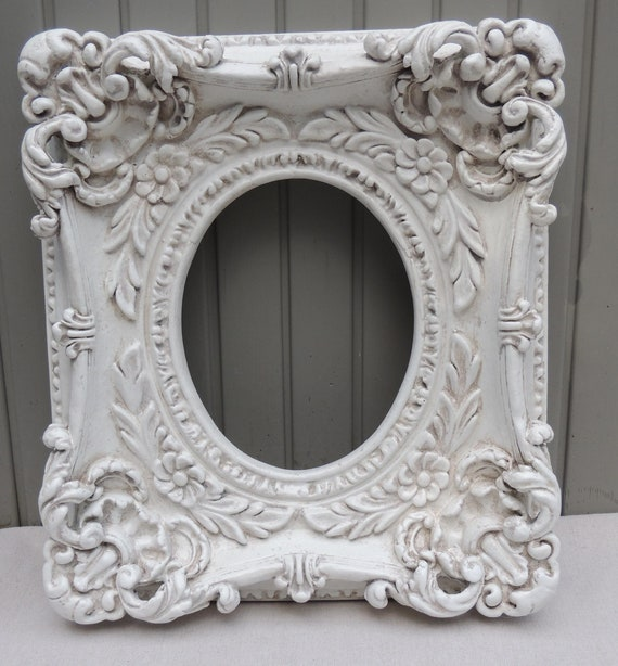 8x10 Oval Picture Frame Ornate Picture Frame Wall Picture