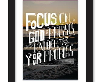 Focus on God's Promises