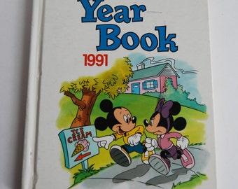 Disney's Year Book, 1991