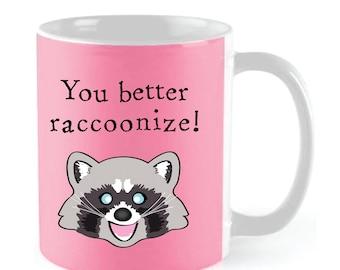Raccoonize Mug
