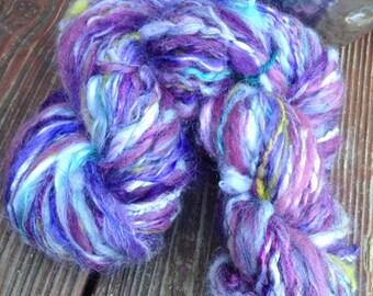 Fairy Farts handspun art yarn 80gr 75 yards