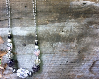 Mary Ann Necklace and Earrings