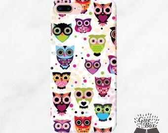 owl case samsung s8