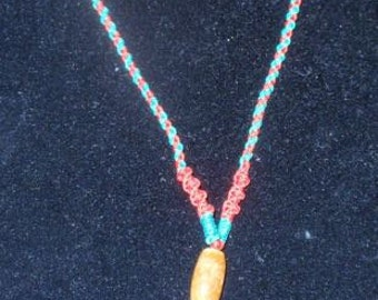 Jade Money String Necklace