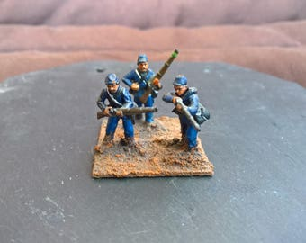 Infantry of the Union (American civil war)