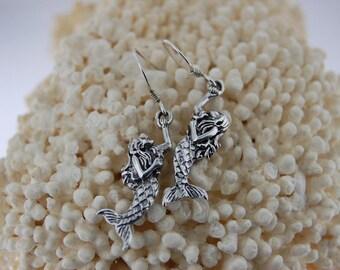 Mermaid Earrings