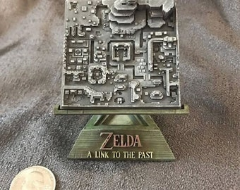 Micro Hyrule from Zelda Link to the Past