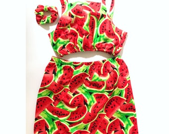 Watermelon Two Piece