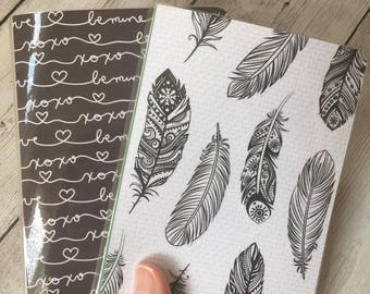 Imperfect Bundle - Traveler's Notebook Dashboards - A6 Size
