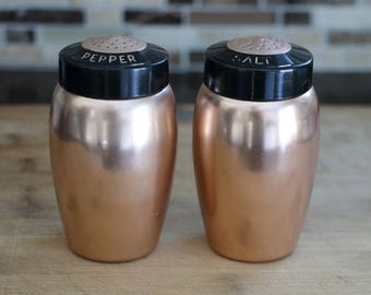 Kromex Salt & Pepper Shaker Set