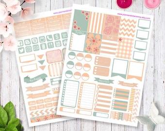 Happy planner stickers, Printable Planner Stickers, Erin Condren Planner Stickers