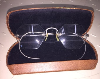 Beautiful Pair of Antique Spectacles