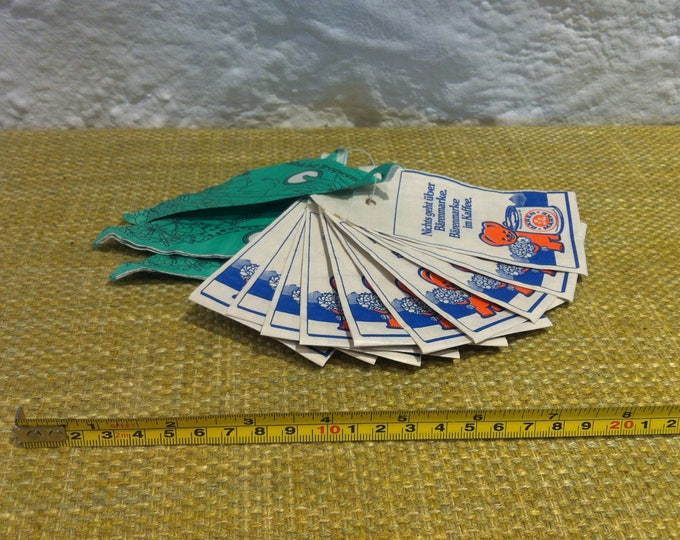 Vintage Bags Dollhouse Accessoires Toys Miniatures Deco Baerenmarke  germany