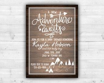 Adventure Invitation