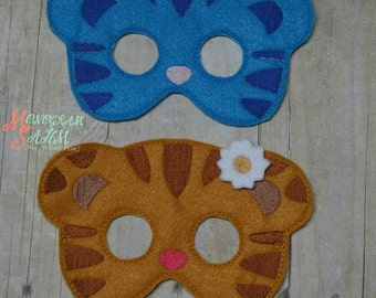 Baby Margaret and Tigey Tiger Mask