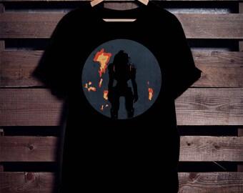Garrus Palaven T-shirt