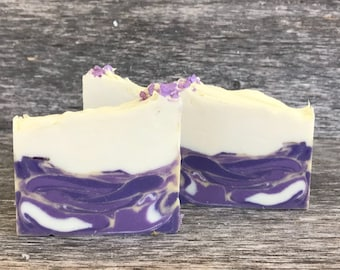 Artisan Soap, Shea Butter Soap, Handmade Soap, Floral Soap, Gifts for Her