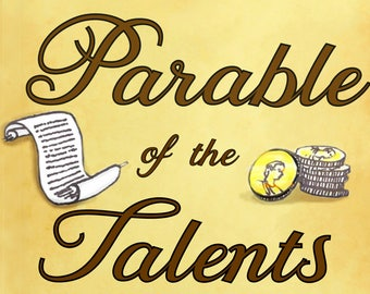 Parable of the Talents - Bible Story